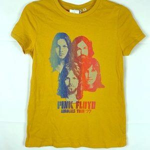 Rock by Junk food Pink Floyd shirt